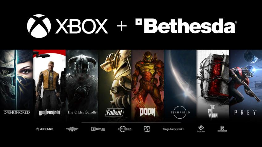 СМИ: Microsoft в марте после покупки Bethesda проведёт специальную презентацию