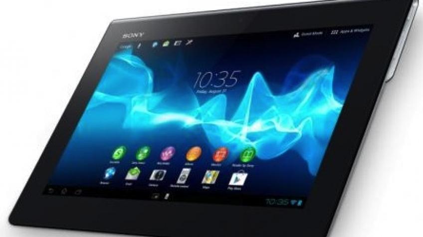 Новое изображение Sony Xperia Tablet