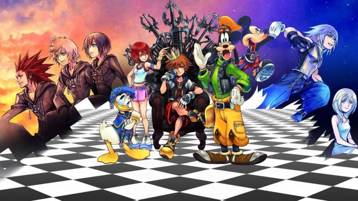 Square Enix готовит европейское издание Kingdom Hearts: The Story So Far