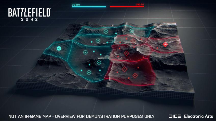 Огромные карты, 128 игроков, классы — детали Battlefield 2042 со стрима DICE1