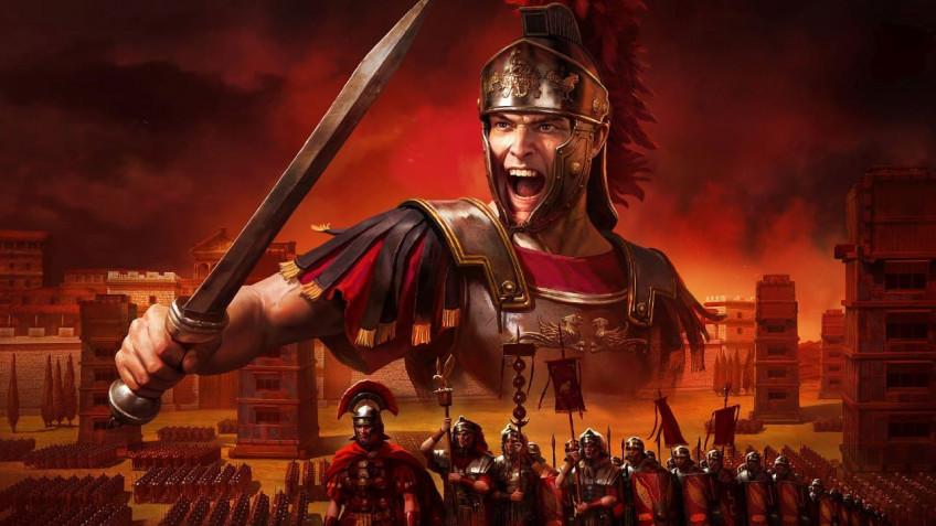 Total War: Rome получит ремастер уже29 апреля