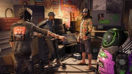 В новом событии в Watch Dogs2 игроки сразятся с роботом-охранником