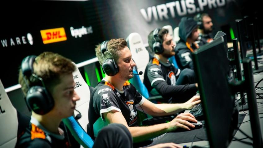 Virtus.pro выходят в верхнюю сетку плей-офф The International 2019