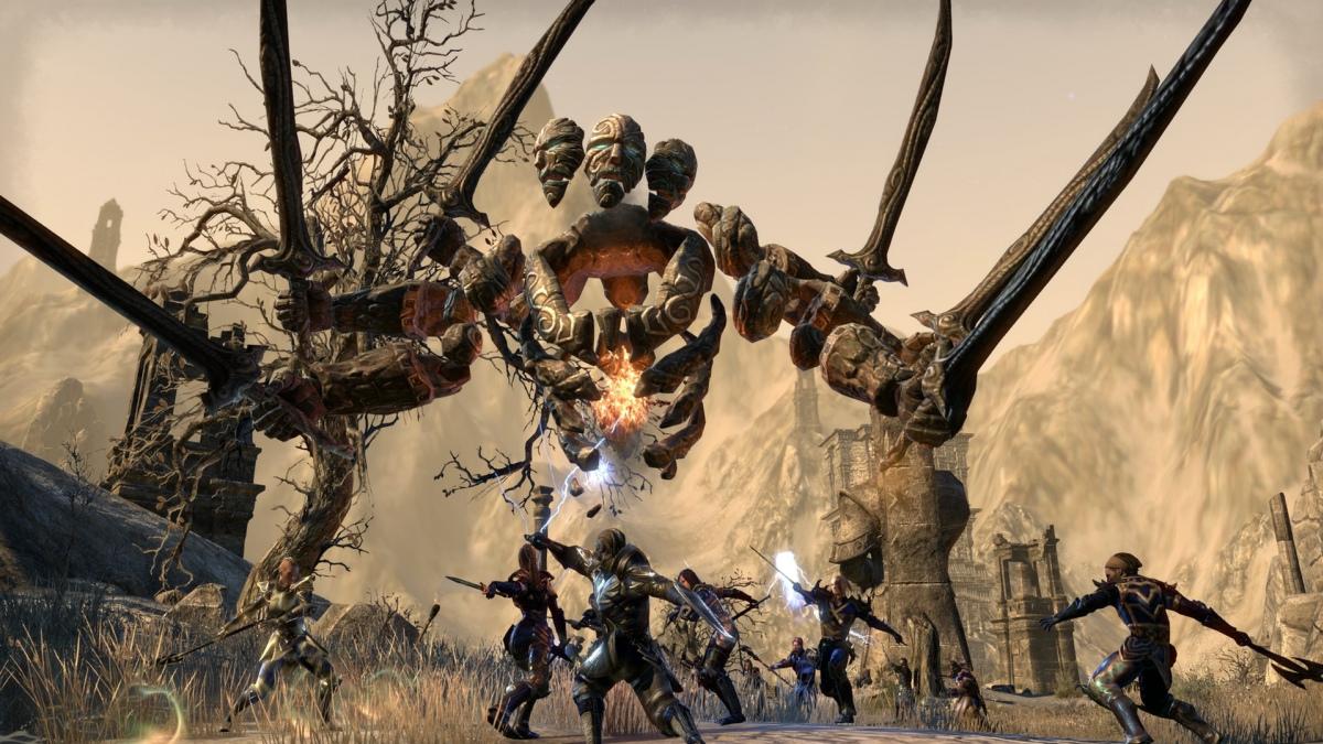 Релиз дополнения Dark Brotherhood для The Elder Scrolls Online отметили трейлером