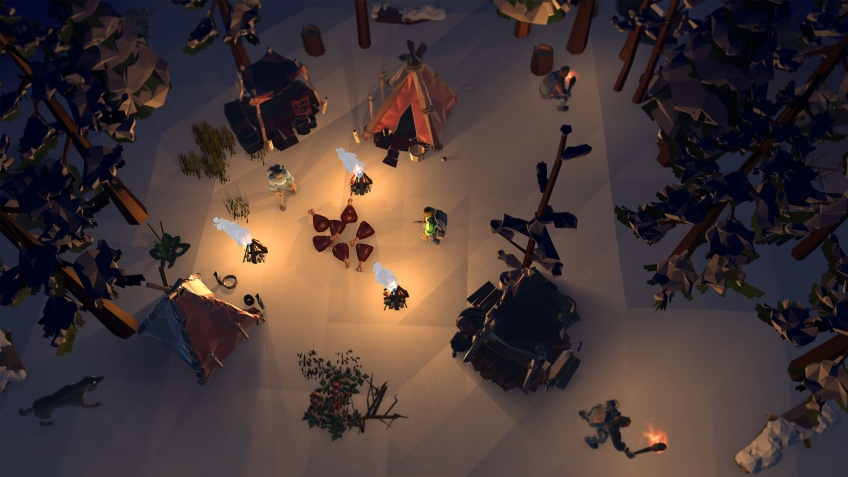 Якутские разработчики анонсировали кооперативную игру про выживание The Wild Eight
