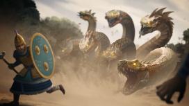 A Total War Saga: Troy получит DLC про мифических монстров