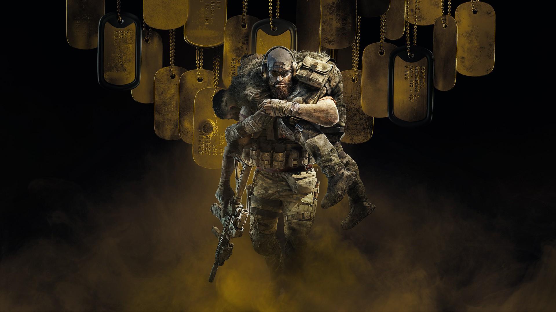 Мы раздаём ключи на бета-тестирование Tom Clancy's Ghost Recon Breakpoint