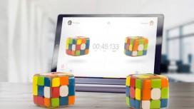 GoCube — современный кубик Рубика с Bluetooth и светодиодами