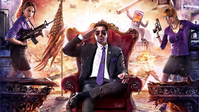 К версии Saints Row4 для Xbox 360 прикрутили поддержку обратной совместимости