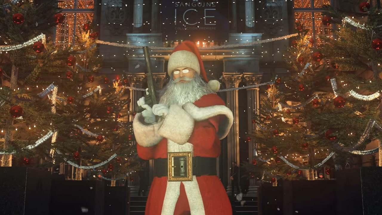 Агент Санта с ледорубом: что ждёт Hitman2 в декабре