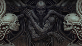 Игровой процесс Scorn показали на Xbox Series X в 4К