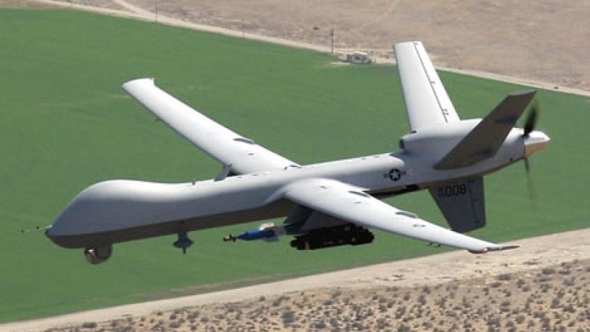 Патрулировать берег Сомали будут беспилотные самолеты
