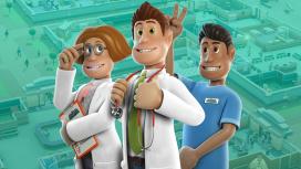 Two Point Hospital стала временно бесплатной для подписчиков Switch Online