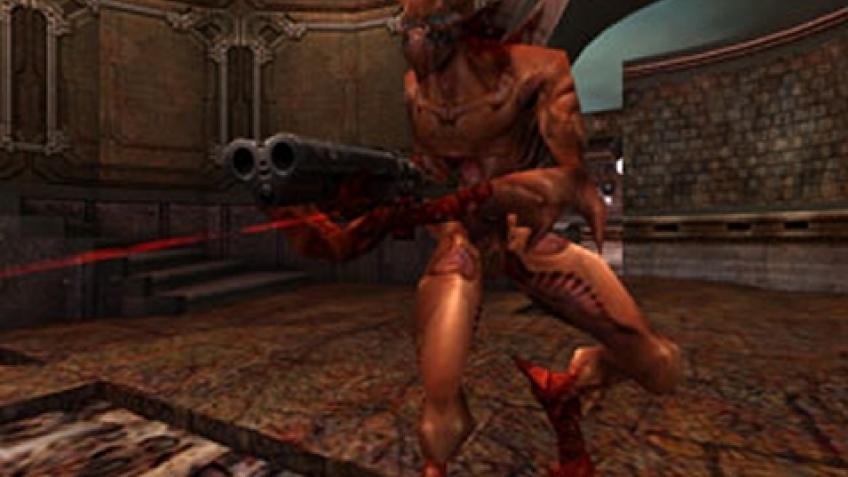 Нереальный Quake3