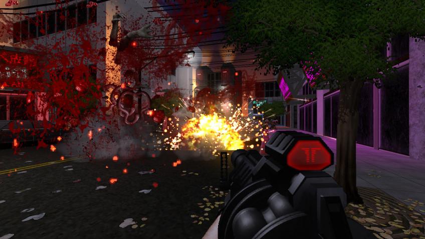 Brutal Fate — новый ретро-шутер от автора Brutal Doom