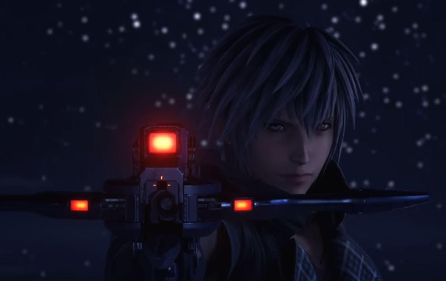 Для финала DLC Re:Mind к Kingdom Hearts3 использовали трейлер Final Fantasy XV