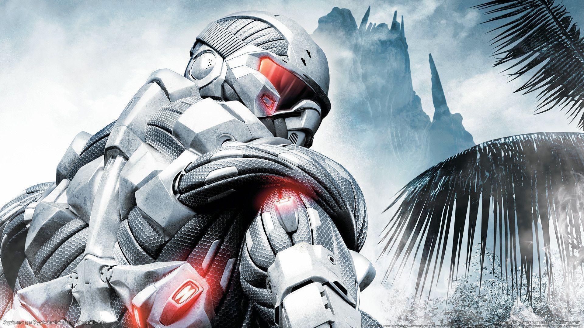 Игроки считают, что Crytek тизерит обновлённую версию оригинальной Crysis