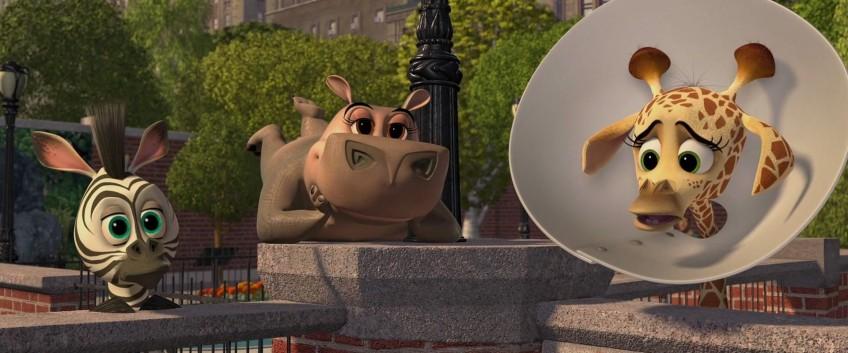 Появился тизер мультсериала-приквела к «Мадагаскару»