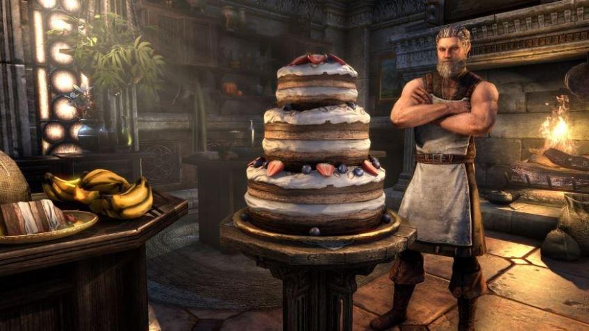 The Elder Scrolls Online исполняется четыре года