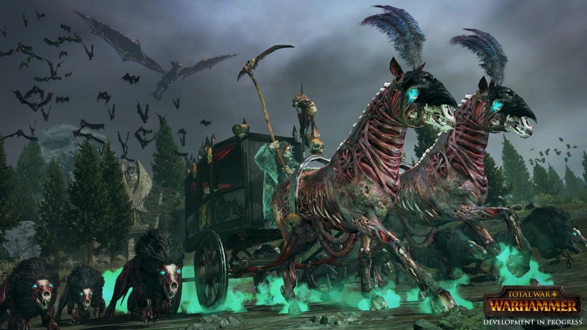 Новое дополнение Total War: Warhammer добавит в игру двух легендарных лордов