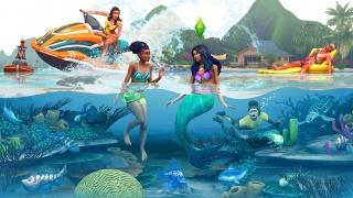 К The Sims4 выйдет дополнение Island Living