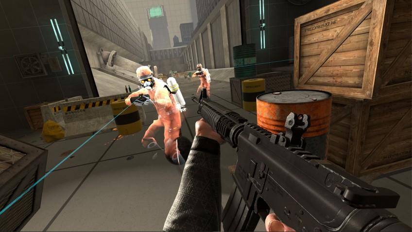 В Steam вышла VR-игра Boneworks