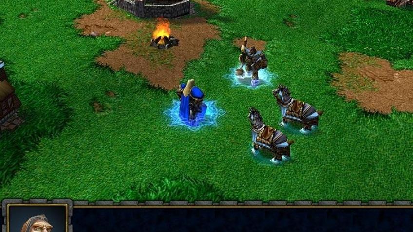 Демоверсия Warcraft III