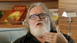 Гейб Ньюэлл обещает новости об играх Valve на консолях