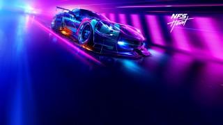 В сеть утёк стильный постер Need for Speed: Heat