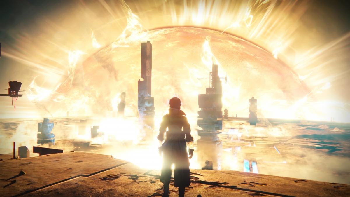 Герои Destiny2 получат дополнение Curse of Osiris