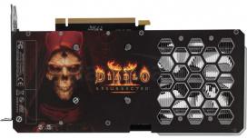 Представлены видеокарты GeForce RTX 3060 и RTX 3070 Ti в стилистике Diablo II: Resurrected