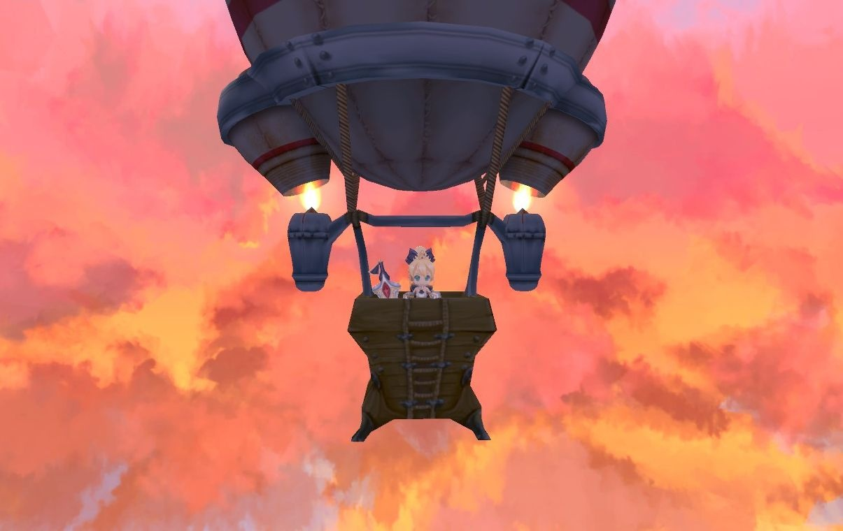 Авторы Panty Party выпустят аниме-боевик Forward to the Sky на Nintendo Switch