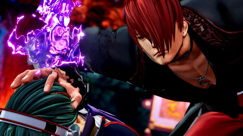 Свежий трейлер и скриншоты The King of Fighters XV посвятили Иори Ягами