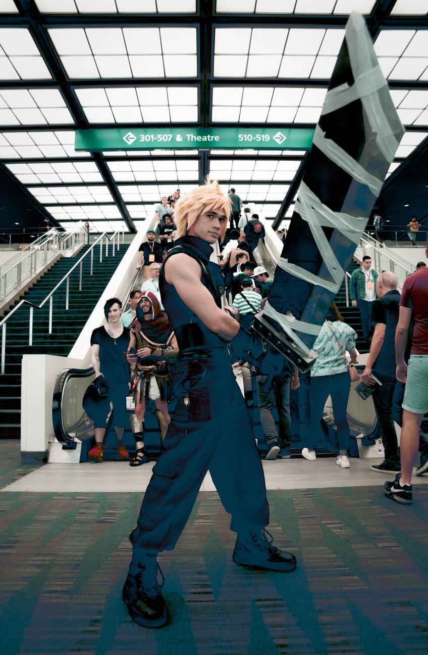 Cyberpunk 2077, Borderlands 3, Bloodlines 2: лучший косплей с Е3 2019