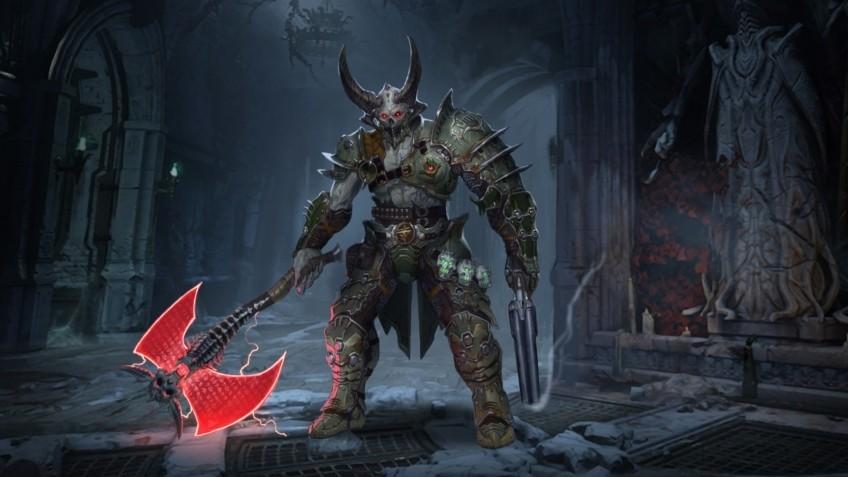 Геймплейный трейлер DOOM Eternal воссоздали в оригинальной игре