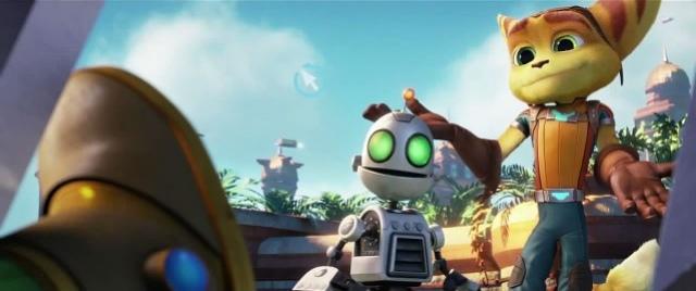 Вышел трейлер анимационного фильма «Рэтчет и Кланк: Галактические рейнджеры»