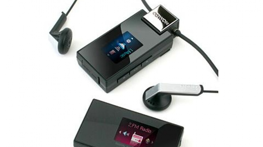 Очередной MP3-кулон