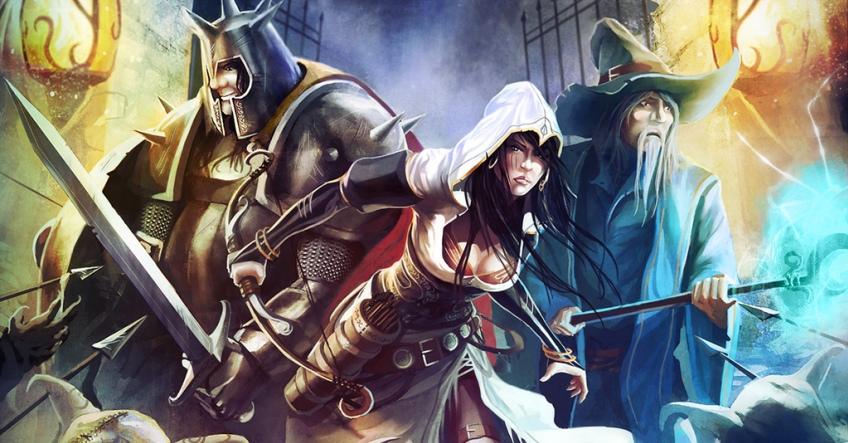 Trine: Enchanted Edition выйдет на PS4 на следующей неделе