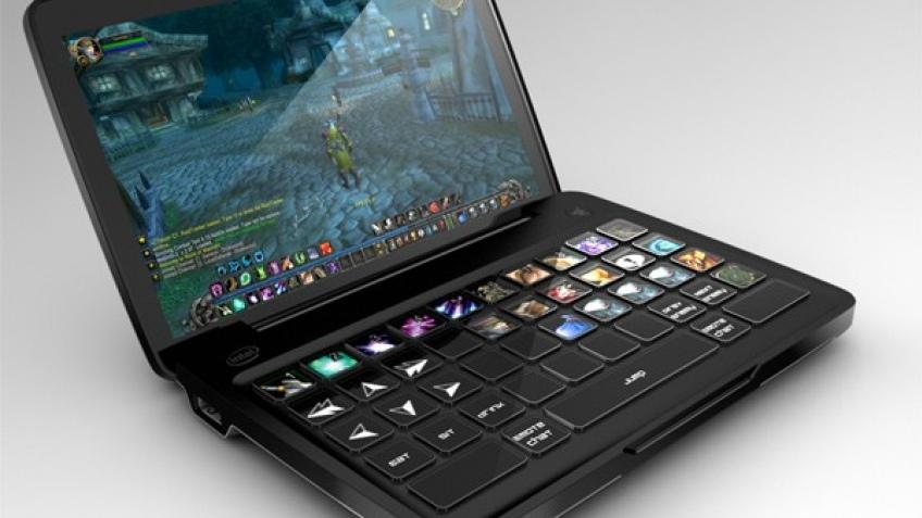 Razer Switchblade: неожиданный игровой нетбук с адаптивной клавиатурой