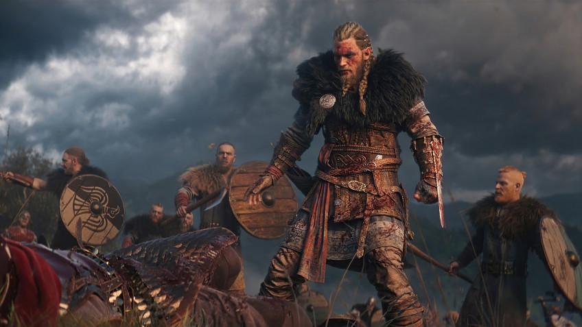 Assassin's Creed Valhalla в Британии показала второй результат в истории серии