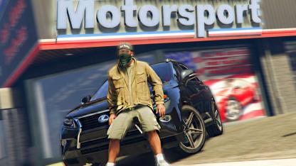 Компания «Ситроен» пару лет торговала автомобилями в GTA V