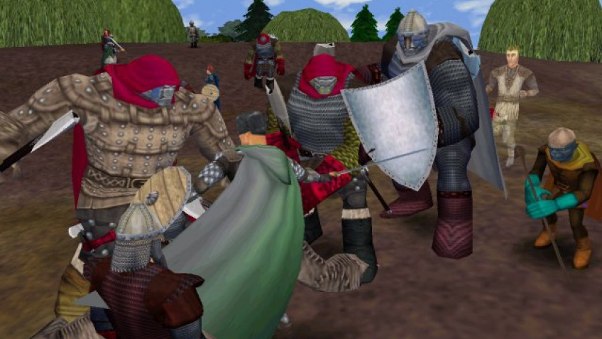 Dark Age of Camelot — к бою готов!