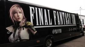 Final Fantasy XIII в автобусе