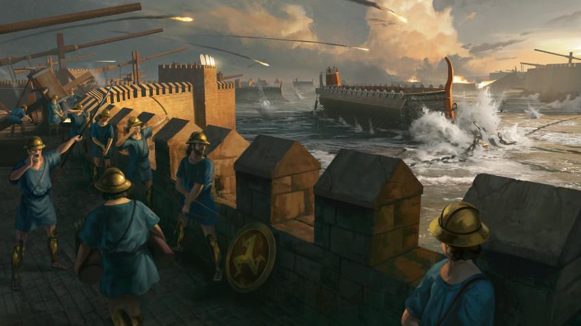 Авторы Imperator: Rome переработали боевую систему и интерфейс