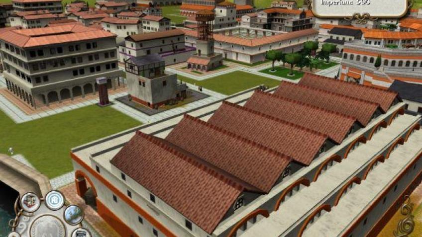 Heart of Empire: Rome отложена