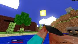 Энтузиаст добавил в Doom II врагов и окружение из Minecraft
