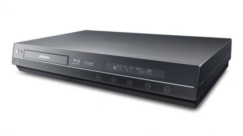 Гибридный HD-плеер LG – уже скоро