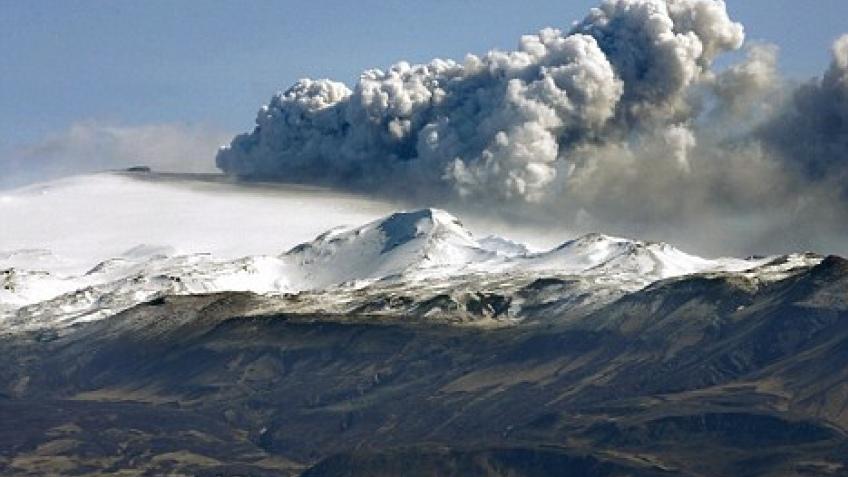 Исландский вулкан сорвал игровые релизы