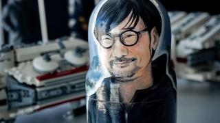 Хидео Кодзиме подарили тематические матрёшки по Death Stranding