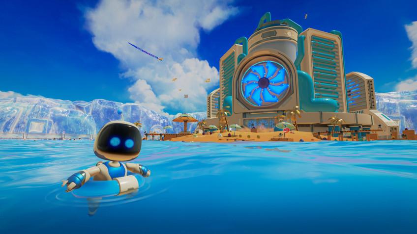 Astro's Playroom может получить дополнение или сиквел